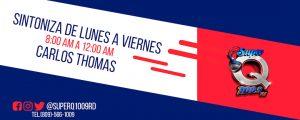 Carlos Thomas